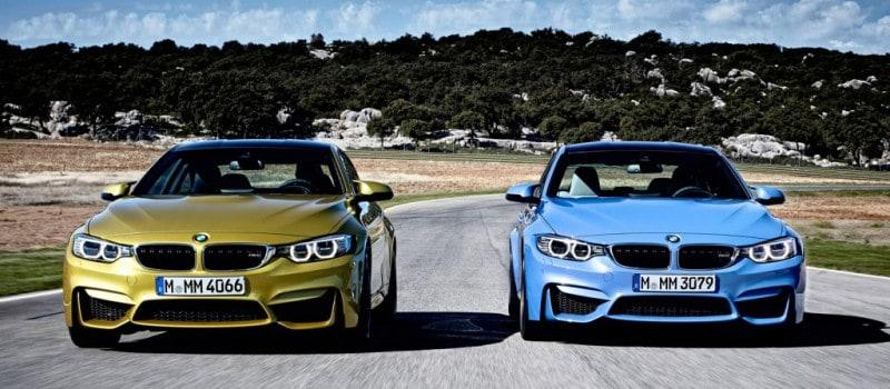 Check it out: BMW M5 vs BMW M4