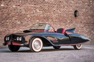 Car Reviews Online: First ever Batmobile for sale