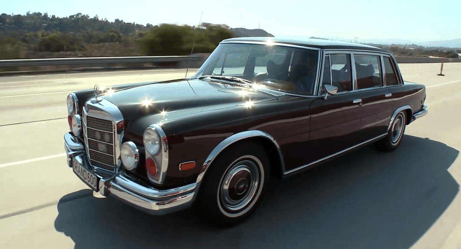 1972 Mercedes-Benz 600 Kompressor
