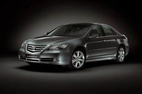 Euro Honda Legend Facelift