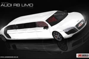 The World's First Audi R8 Limo