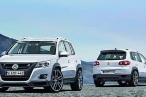 Volkswagen Tiguan Gets B&B Treatment, Sports 300bhp