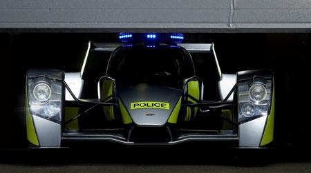 Caparo T1 RRV, Coolest Police Car Ever