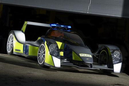 Caparo T1 RRV, Coolest Police Car
