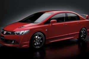 Mugen's Two Seat Honda Civic Type-R