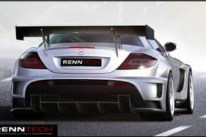 RENNTECH 777, Based on a SLR McLaren