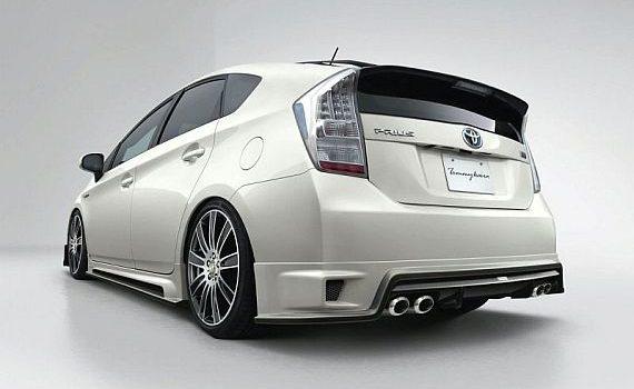 Toyota Prius Gets Tommy Kaira Treatment