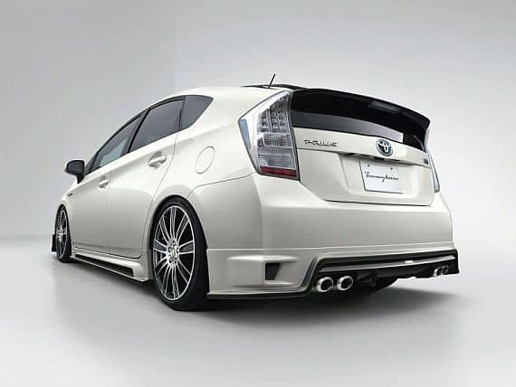 Toyota Prius Gets Tommy Kaira Treatment