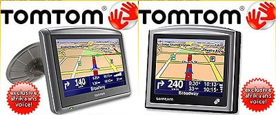 TomTom has arrived!
