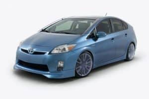 Toyota Prius Aerius & Aemulus Announced for SEMA 2009