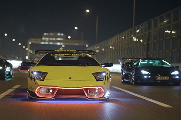 Custom Lamborghini S Rule Japan S Underworld Carblog Co Za
