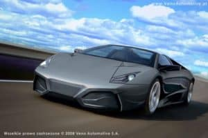 Veno – The Polish Supercar