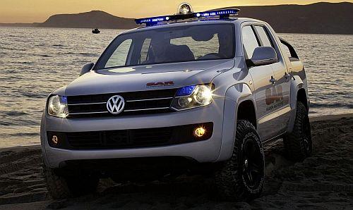 Volkswagen Amarok, Company's First Pick-up Truck