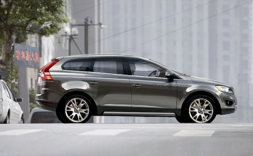 Volvo XC60 Official in Geneva