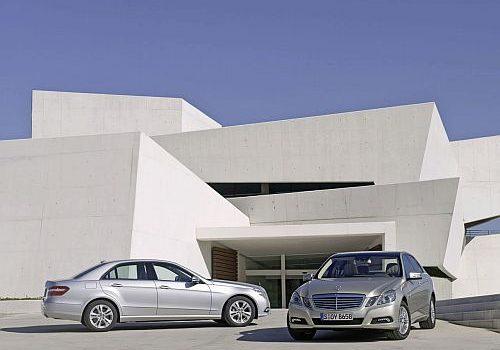 New Mercedes E-Class Sedan For $49,475