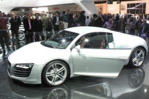 Supercar Feature: Audi RS8