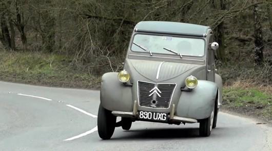 Chris Harris' favourite car