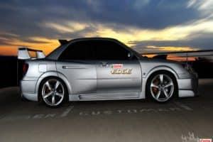 Castrol Edge Subaru Extreme Makeover