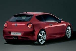 "Alfa Romeo ""Furiosa"" Over Online Contest Name Winner"