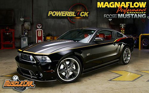 Win a Custom 2010 Ford Mustang GT from Chip Foose