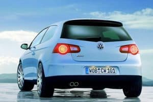 VW Golf 6 Update