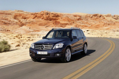 Mercedes-Benz GLK – the new one