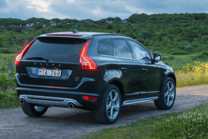 Volvo XC60 – First Spy Pictures