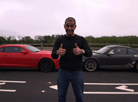 Compare Car Reviews: Porsche 911 GT3 RS vs Chevrolet Camaro Z/28