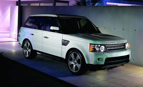 2010 range rover sport 1 Land Rover Unveils 2010 Range Rover Sport