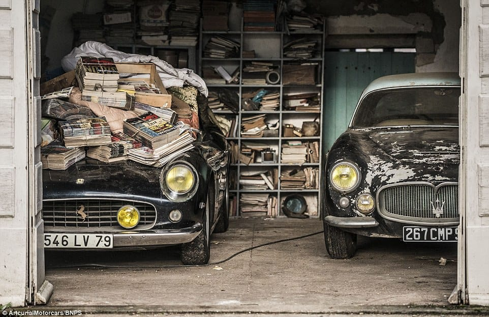 Classic Cars Uncovered