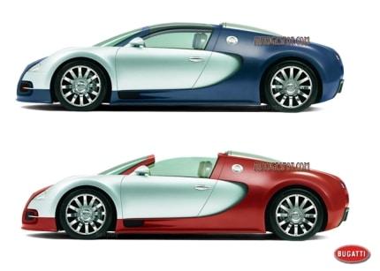 Bugatti Veyron Targa, Rumor Going On
