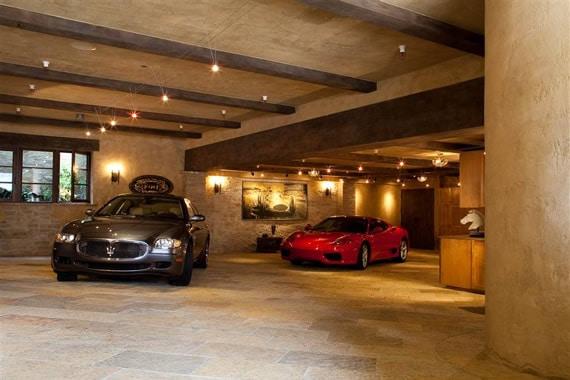 Exotic Garages