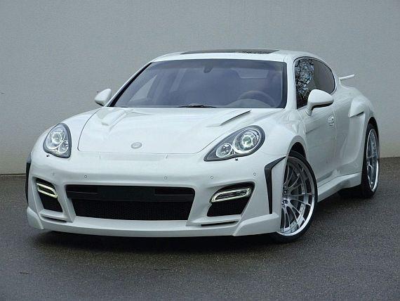 Fab Design Porsche Panamera 4