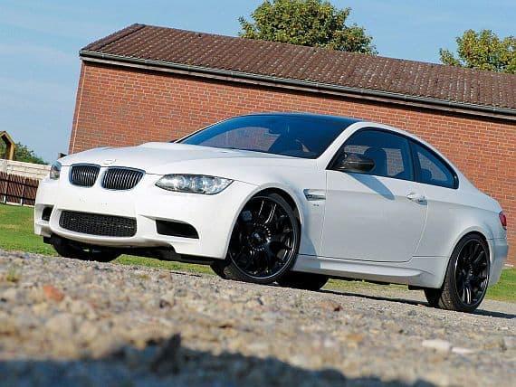 Manhart Racing BMW M3 E92 Compressor 1