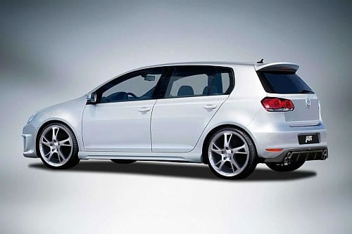 abt golf vi Abt Golf VI: A powerful overhaul under the hood