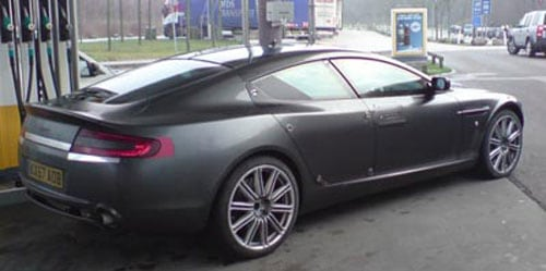Probably the Aston Martin Rapide