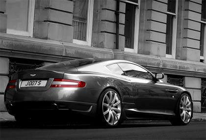 aston23 DB9S Styling Package for the Aston Martin DB9