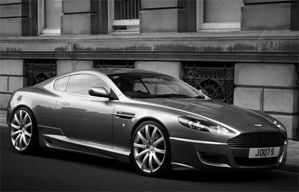 aston4 DB9S Styling Package for the Aston Martin DB9