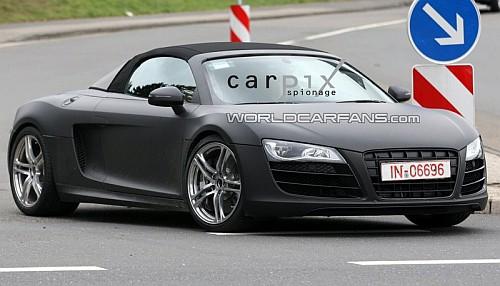 audi r8 targa convertible Audi R8 Targa
