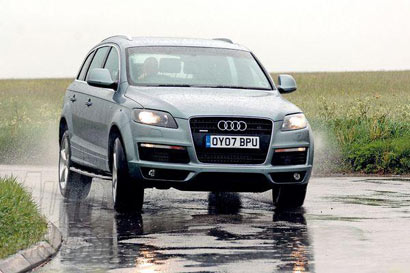 audi Audi Q7 reviewed