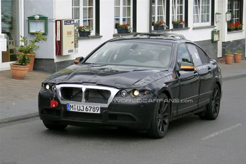 bmw f10 5 series 1 2010 BMW 5 Series More Details
