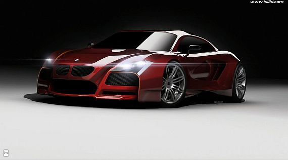 bmw-m-concept-to-rival-audi-r8