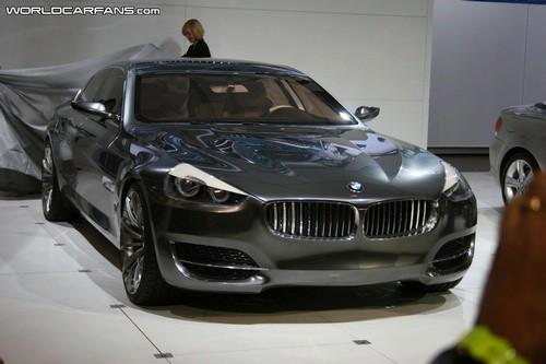 BMW M3 Concept CS