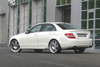 brabus tuned mercedes benz Car of the week Brabus Mercedes Benz C220