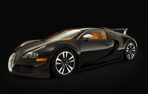 bugatti veyron sang noir 1 Bugatti Veyron Sang Noir
