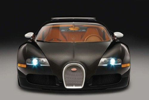 bugatti veyron sang noir Bugatti Veyron Sang Noir