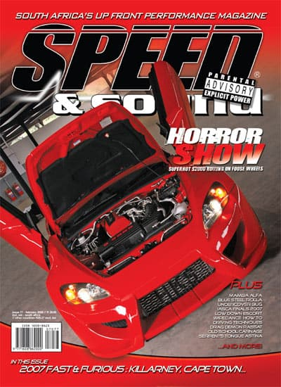 Speed and Sound issue 77