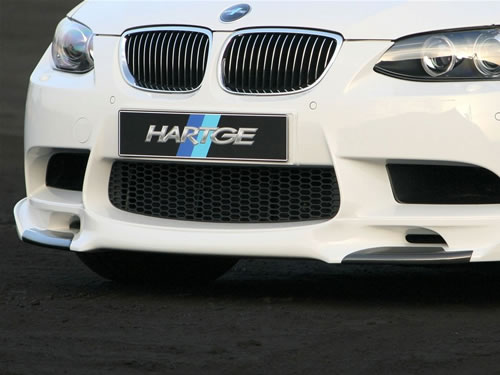 hartge bmw m3 aerodynamic kit 4 BMW M3 Aerodynamic Kit by Hartge