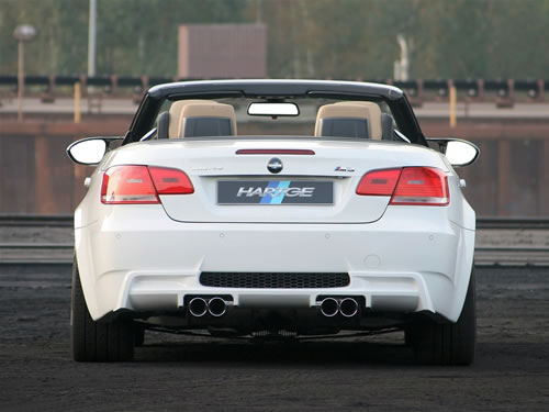 hartge bmw m3 aerodynamic kit 5 BMW M3 Aerodynamic Kit by Hartge