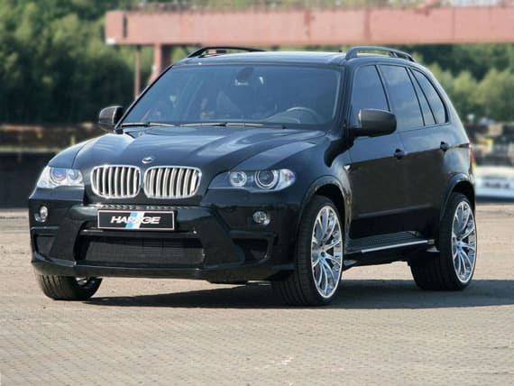 hartge bmw x5 xdrive35d tuning 1 Hatrge Introduces xDrive35d Performance Package for the BMW X5
